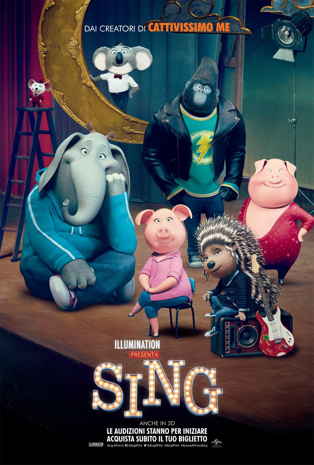 Animali antropomorfi u film al cinema